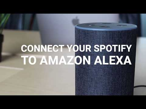 How to connect Spotify to Alexa