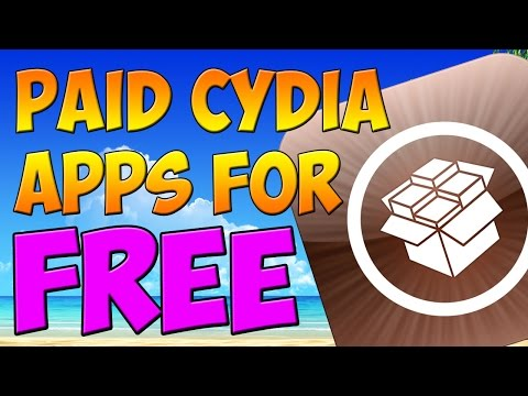 How To Get Paid Cydia Apps/Tweaks for FREE (iOS 8)