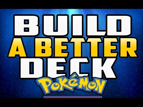 How to Build a Better Deck in Pokemon TCG Online