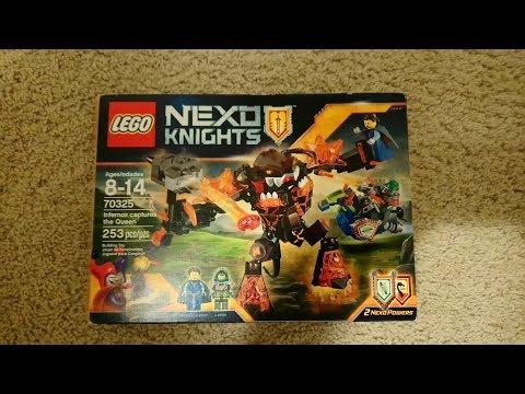 Lego Nexo Knights pt.1