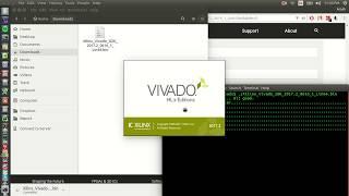 Using Vivado to Program the BASYS3 Board Part 1 Setting up Vivado