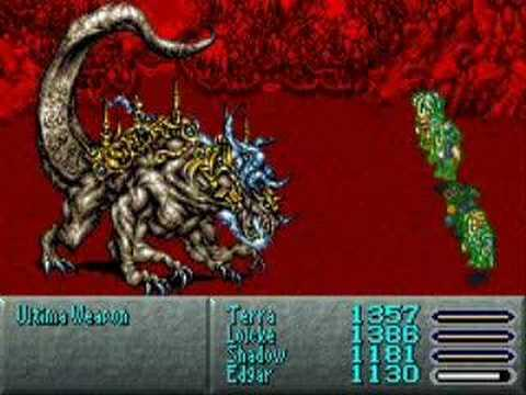 FF VI Walkthrough! Ultima Weapon, part 1