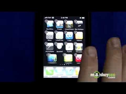 How to Delete Applications from the iPhone 3G