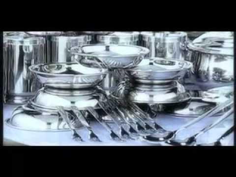 24 Pieces Dinner Set Demonte 24 Pieces Stainless Steel Dinner Set