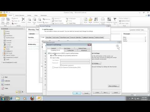 How to Create a New Outlook 2010 Profile