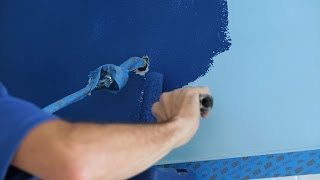 How to Paint a Bathroom | House Painting