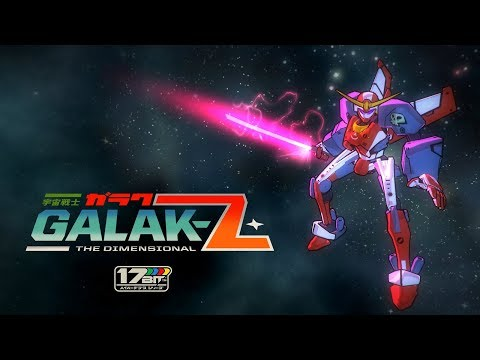 Into the Galaxy with Galak-Z