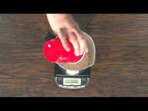 Measuring Soy Wax For Candle Making