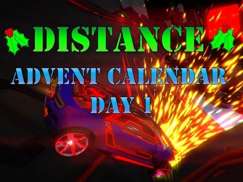 Distance Beta Advent Calendar Day 1: Colliding Worlds