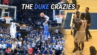 Zion Williamson, RJ Barrett & More Put On SHOW At Duke For The Cameron Crazies! FULL HIGHLIGHTS
