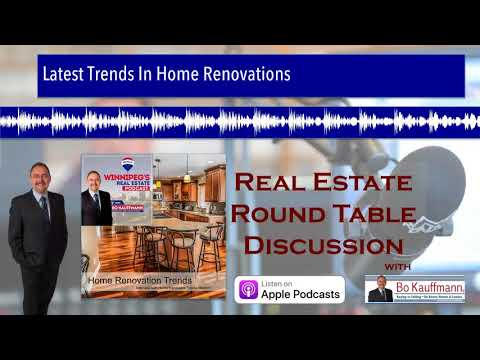 Latest Trends In Home Renovations