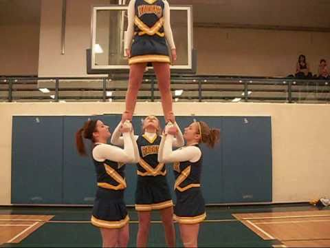 Cheerleading 101 - Intermediate/Advanced Stunting