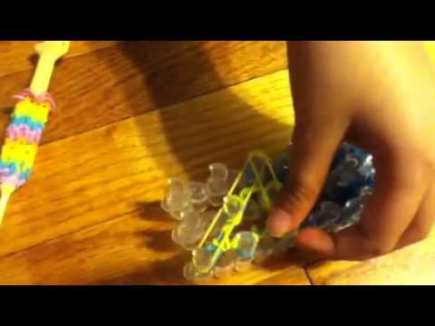 How to make rainbow loom hook grip