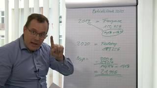 Betriebrente 2020 - weniger Abgaben, mehr Rente?