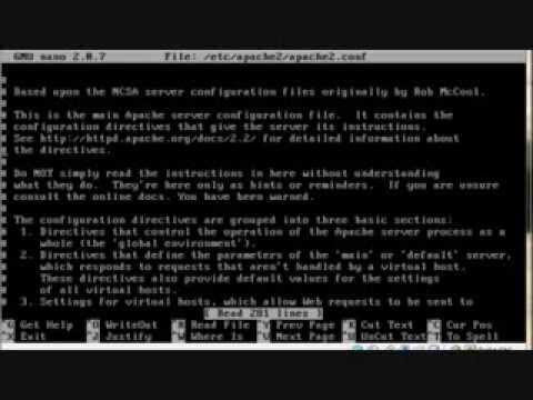 Instalasi IP Virtual, DNS, dan Mail Server Di Linux Debian 5.3