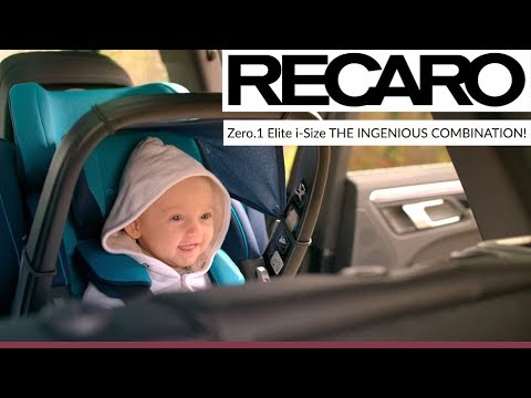 Recaro Zero 1 Elite isize Car Seat Lifestyle - Direct2Mum