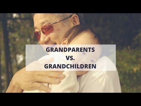 Grandparents vs. Grandchildren