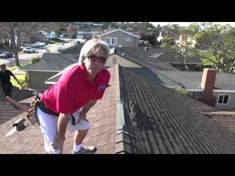 How to Replace Asphalt Shingle Ridge Caps Torrance Roofing Contractors