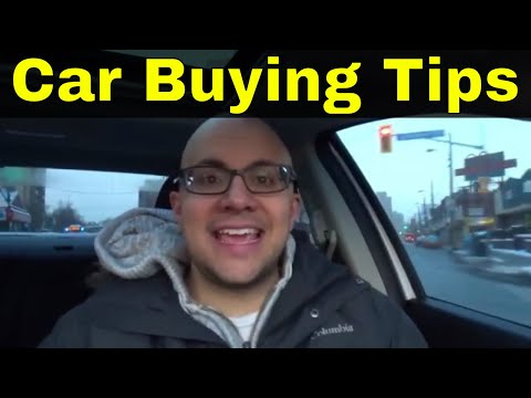 7 Best Car Buying Tips