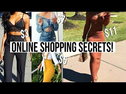 HOW TO ACTUALLY SHOP ONLINE | LOOK STYLISH ON A BUDGET (ONLINE SHOPPING TIPS!)