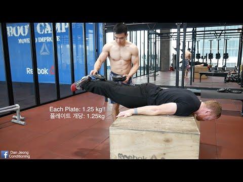 How to Build Core Strength for Planche (플란체 위한 코어 운동법)