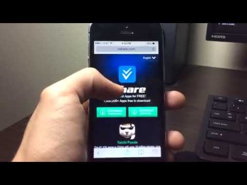 iOS 8.2/8.3/8.4 Get PAID Apps/Games FREE (NO Jailbreak) on ANY iPhone, iPad, iPod