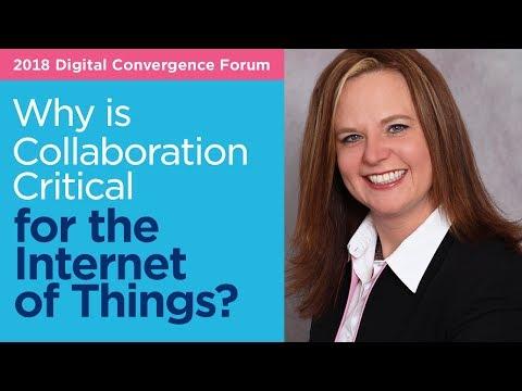 2018 Digital Convergence Forum - IoT Collaboration