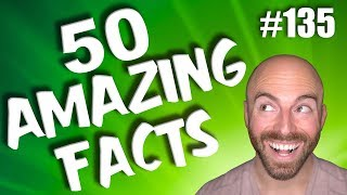 Download 50 AMAZING Facts to Blow Your Mind! #135 Video