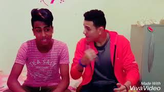 -mohammed Sameh فيديو مسخره كوميدي -ل مهرجان صاحبي يا صاحبي-ل محمد سامح و احمد خالد