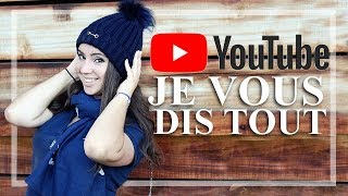 [ FAQ ] - YOUTUBE JE VOUS DIS TOUT