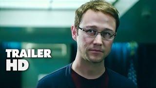 Snowden - Official Film Trailer 2 2016 -  Joseph Gordon-Levitt, Rhys Ifans Movie HD