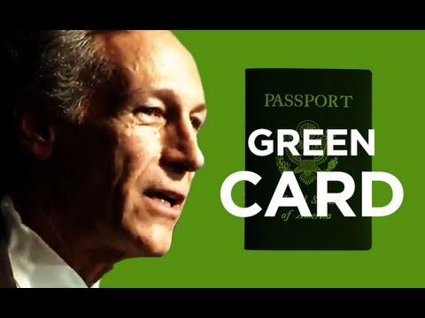 Constitutional Party's Goode & Green Card Moratorium | 2012 Third Party Presidential Debate | Ora TV