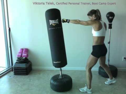 Cardio Strike Bag Workout Boxing Everlast