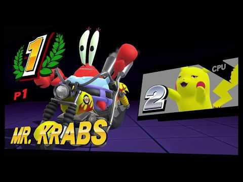 OH YEAH MR. KRABS