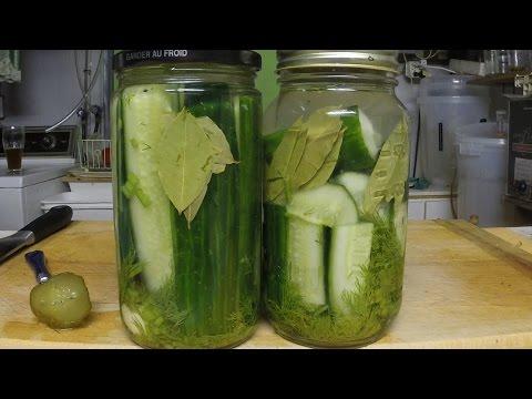 Craig's Kitchen - Fermented Pickles