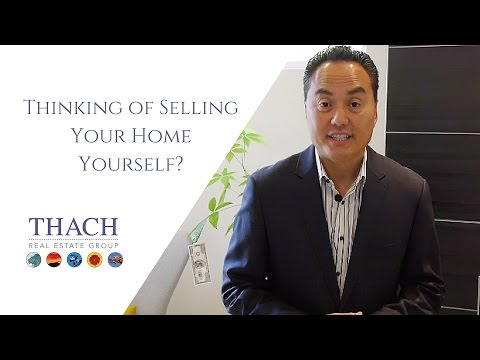 Selling Your Home Yourself Won't Save You 6% Commission