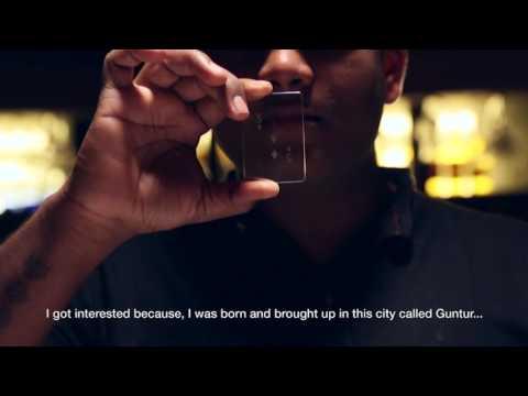 Magician Krish : The secret Mixologist and Illusiont