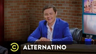 Alternatino - An Interview with Mussolini - Uncensored