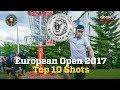 European Open 2017 Top 10 Shots