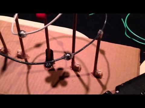 A Carbon Atom Model...