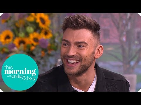 Jake Quickenden Is Feeling Quite Sore Thanks to the Dancing on Ice After Party! | This Morning