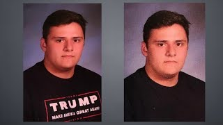 School Photoshopped Trump Shirts Out of Yearbook