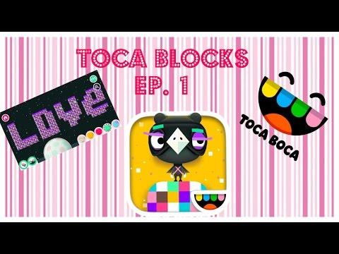 Toca blocks ep.1