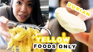 Download I Only Ate Yellow Foods For 24 Hours Video