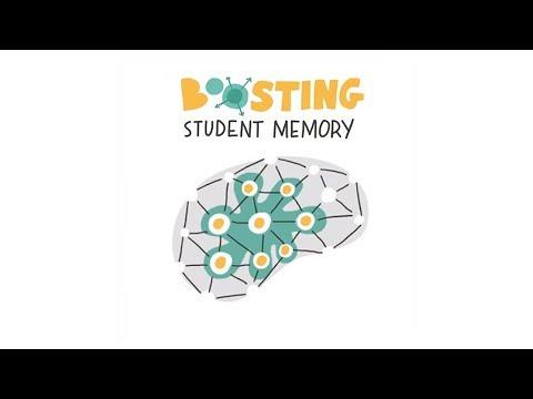 Boosting Student Memory