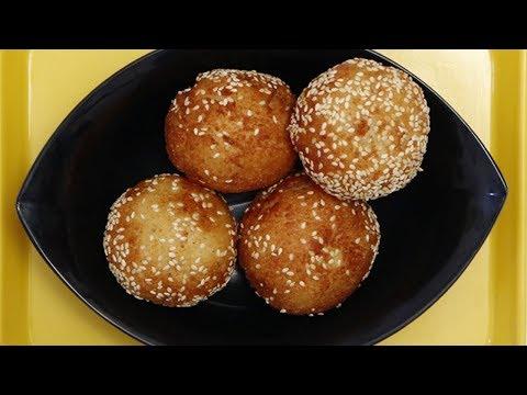 Rava Laddu In Telugu | How to Prepare Rava Kesari Sweet | Ravva Laddu
