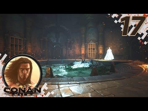 CONAN EXILES (NEW SEASON) - EP17 - New Armor And Cartographer! (Gameplay Video)
