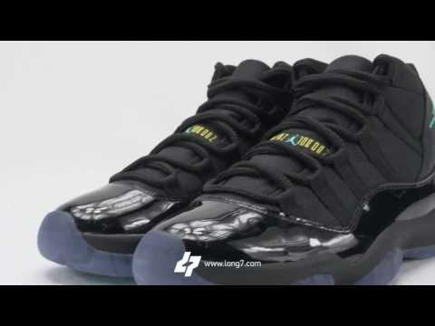 Nike Air Jordan XI 11 Retro Gamma Blue upcoming release - the hype will be strong