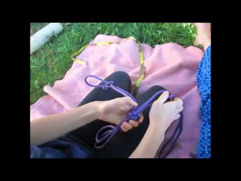 How to make a rope halter PART I