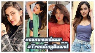 Viral Trending Bawal  Samreen Kaur Viral Video   Beautiful Creator InstagramReels Cute Video
